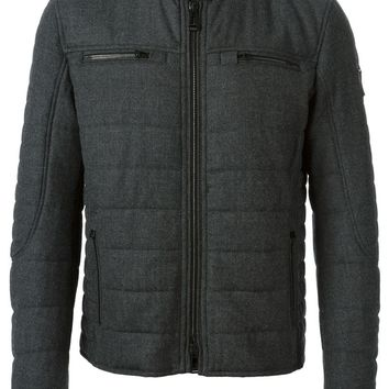 Belstaff padded panelled jacket