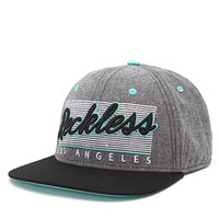 Young and Reckless Vintage Reckless Snapback Hat at PacSun.com
