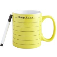 To-Do List Mug