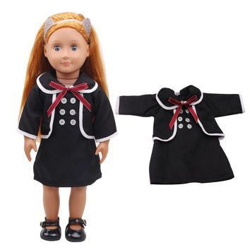 "Free shipping!!! hot 2017 new style Popular 18"" American girl doll clothes/dress C259"