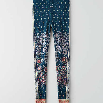 AEO Ahhmazingly Soft Sweater Legging, Teal