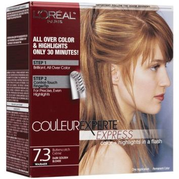 Buy L'Oreal Paris Couleur Experte Butterscotch Cream #7.3 Online in Canada | Free Shipping