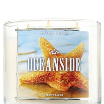 3-Wick Candle Oceanside