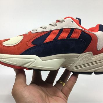 zz kuyou  Adidas YUNG Dragon Ball Red 40-45