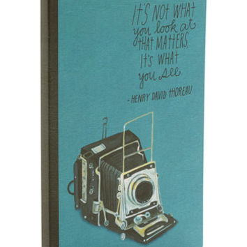 Flash Fiction Notebook | Mod Retro Vintage Desk Accessories | ModCloth.com