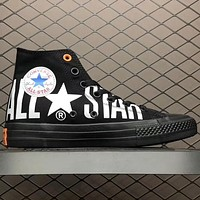 Trendsetter Converse All Star 100 Biglogo Sp Hi 100 Women Men Fashion Casual High-Top Old Skool Shoes