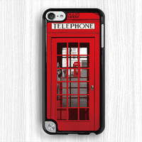 red door,ipod case,ipod 4 case,red ipod 5 case,touch 4 case,touch 5 case,ipod touch 4 case,ipod touch 5 case,telephone booth,phone box case
