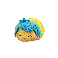 Joy ''Tsum Tsum'' Plush - Inside Out - Mini - 3 1/2''