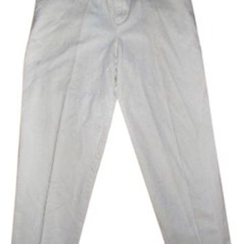 Lauren Ralph Lauren Dress Pants White High Waisted P636