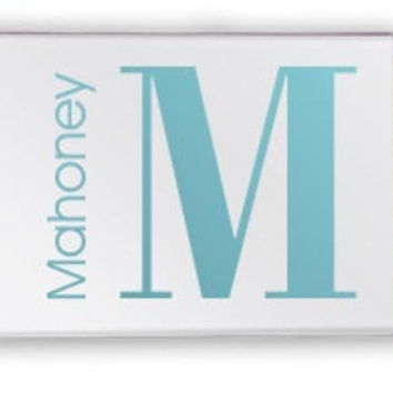 Personalized Initial Classic Matchboxes - Set of 50