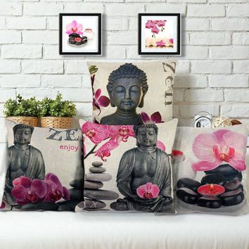 Zen Cushion Cover