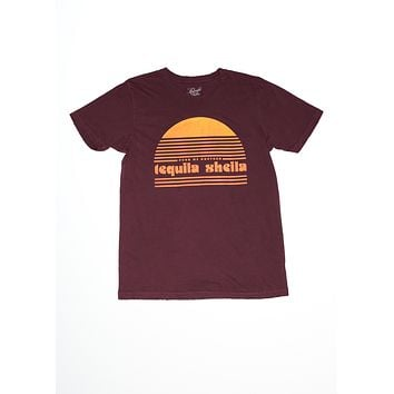 Tequila Sheila Men's Crew - Wine