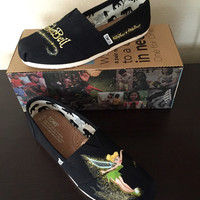 Tinkerbell Toms