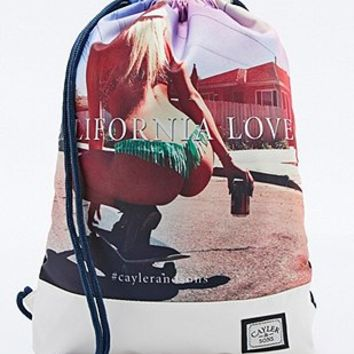 Cayler & Sons California Love Gym Bag - Urban Outfitters