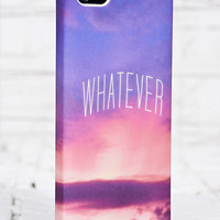 Whatever iPhone 5 Case - Urban Outfitters