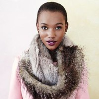 Miru Faux-Fur Scarf by Anthropologie