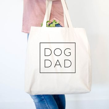 Dog Dad - Boxed Collection - Tote Bag