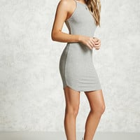 Bodycon Ribbed Dress