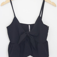 Front Knot Cami
