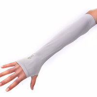 Sun Cooling Arm UV Arm Sleeves Cycling Basketball Football Running Golf Outdoor Sports Protection Protective High Elasticity