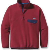 Patagonia Synchilla Snap-T Fleece Top - Men's - Free Shipping at REI.com