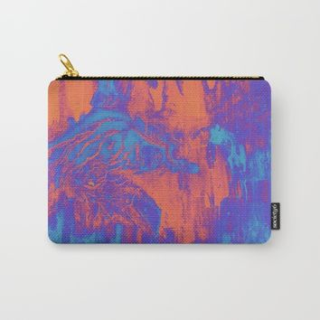 acidwash Carry-All Pouch by DuckyB