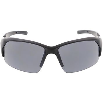 Competition Half Frame TR-90 Sports Wrap Sunglasses C807