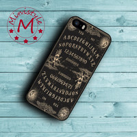 Capa Top Quality Retro Ouija Board Case for iPhone 7 6 5S SE 6S Plus 5 5C 4S 4 Cover for iPod Touch 6 5 Case.
