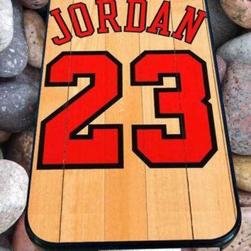 CREYUG7 Michael Jordan number for iPhone 4/4s, iPhone 5/5S/5C/6, Samsung S3/S4/S5 Unique Case