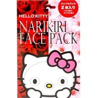 Hello Kitty Rose/Cherry Blossom Face Mask