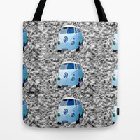 VW Mind flip Tote Bag by Bruce Stanfield