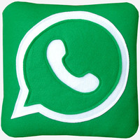 WhatsApp Pillow