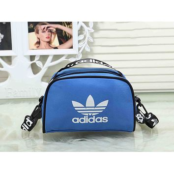 Adidas Trending Women Men Stylish Canvas Sports Crossbody Satchel Shoulder Bag Blue I-XS-PJ-BB