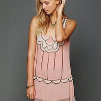 Free People Sleeveless Embellish Molly Tunic