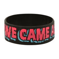 We Came As Romans Dino Rubber Bracelet