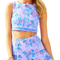 Neri Crop Top & Short Set | 24782 | Lilly Pulitzer