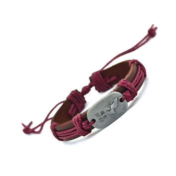Leather Bracelet For Baby