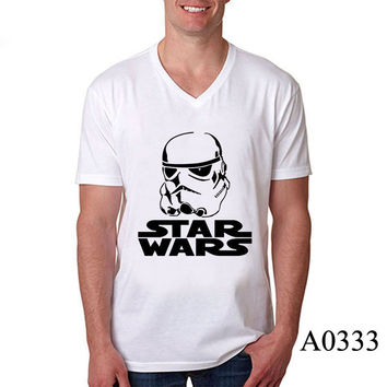 Summer New Star Wars t-shirt