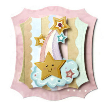 Baby girl  Scrapbook Embellishment, Paper piecing, gift tags, Scrapbooking Layouts, Cards, Mini Albums, brag book, Crafts, journal
