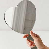 Heart Hand Mirror | Urban Outfitters
