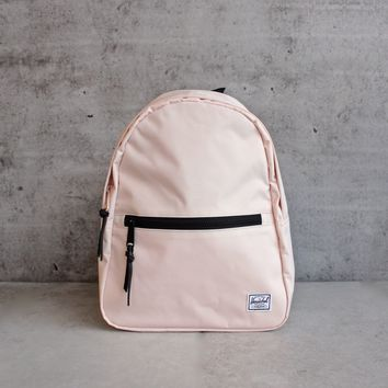 herschel supply co. - womens town backpack | creme de peach