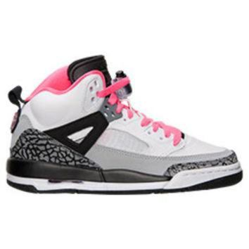 MDIGUG7 Girls' Grade School Jordan Spizike Basketball Shoes
