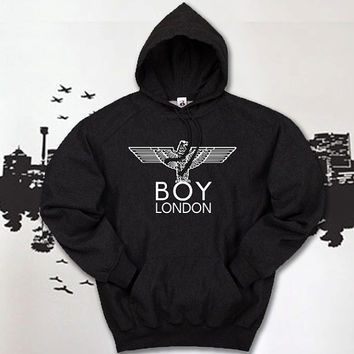 boy london hoodie unisex , hoodie for women and men,hoodie size S,M,L,XL,2XL