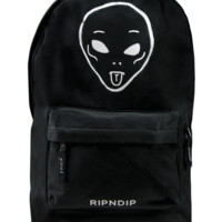 LORD ALIEN REFLECTIVE BACKPACK