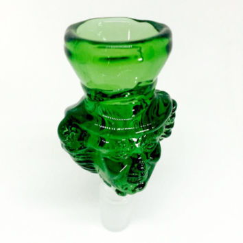 The Mad Hatter Glass Bowl