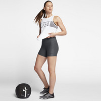 The Nike Power Legendary Women's Training Shorts.