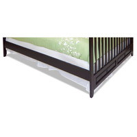 Child Craft Bed Rails (London Euro Mini) Jamocha F06484.07