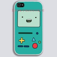 Adventure Time BMO Beemo Hard Case for Apple iPhone 4 and 4S Case