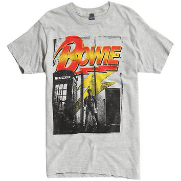 David Bowie Telephone Booth T-Shirt