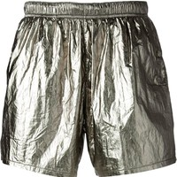 Our Legacy Metallic Swimming Trunks